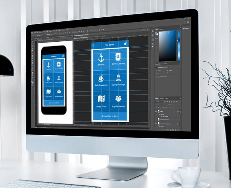 Mobile Application Design Agency